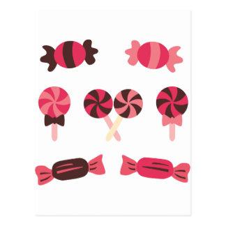CandylandMix6 Postcard