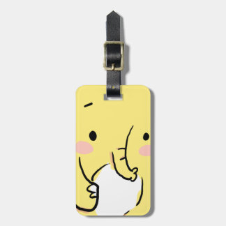 Candyphant Exclusive Luggage Tag