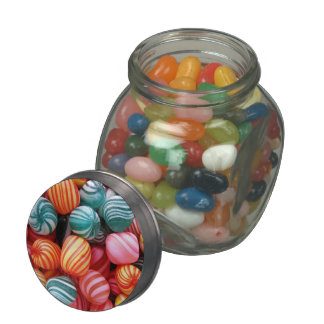 Candys Glass Candy Jars