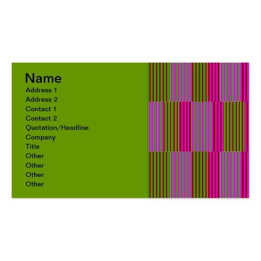 candystripes8gh business card
