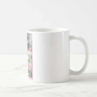 Candytuft Fairy Classic White Coffee Mug