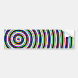 candywhirl etiqueta de parachoque