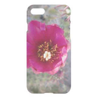 Cane Cholla Flower Purple iPhone 7 Case