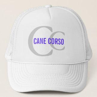 Cane Corso Breed Monogram Trucker Hat