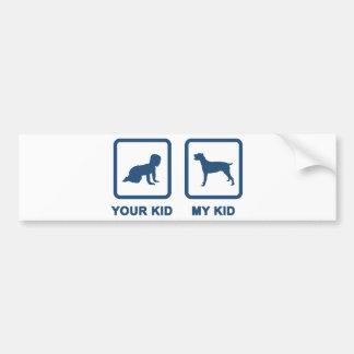 Cane Corso Bumper Sticker