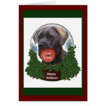 Cane Corso Christmas Gifts Greeting Cards