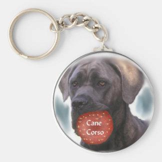 Cane Corso Christmas Gifts Key Chains