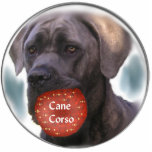 Cane Corso Christmas Gifts Photo Cut Outs