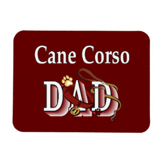Cane Corso Dad Magnet