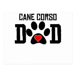 Cane Corso Dad Postcards