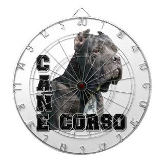 Cane Corso dart board