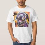 Cane Corso Dog Bright Pop Art T shirt