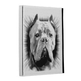 Cane Corso Dog iPad Folio Covers