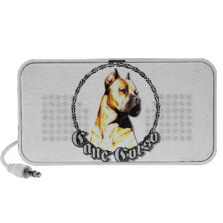 Cane corso dog iPhone speakers
