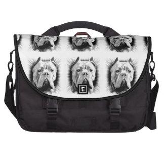 Cane Corso Dog Laptop Computer Bag
