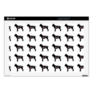 Cane Corso Love Decal For Laptop
