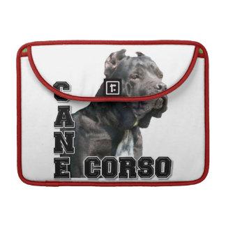 Cane Corso MacBook Pro Sleeves