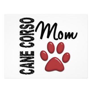 Cane Corso Mom 2 Flyer Design