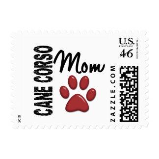 Cane Corso Mom 2 Stamps