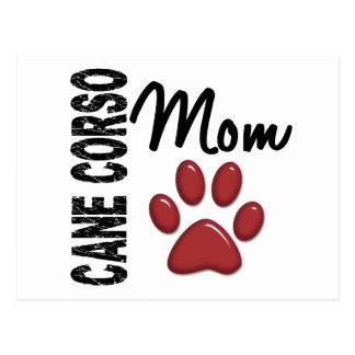 Cane Corso Mom 2 Postcard