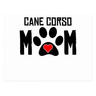 Cane Corso Mom Post Cards