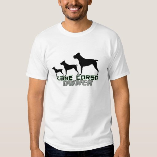 Cane Corso Owner T-Shirt