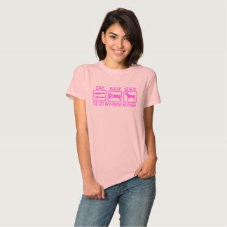 Cane Corso Pink w/logo T Shirts
