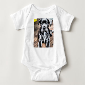 cane corso pup 2.png baby bodysuit