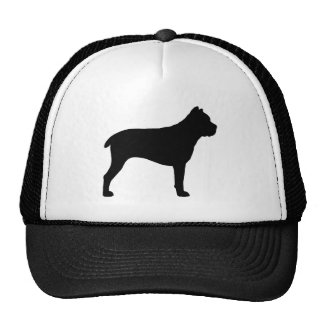 Cane Corso Silhouette Trucker Hat