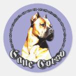 Cane corso stickers