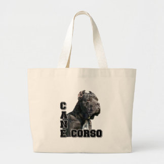 Cane Corso Tote Bags