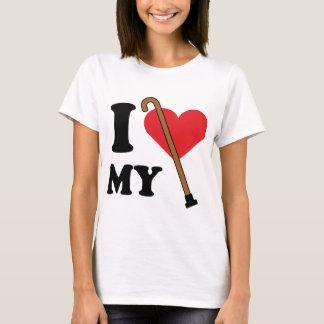 Cane Love Ladies T T-Shirt
