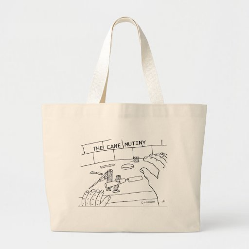 Cane Mutiny Bag