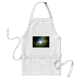 Cane Patch with Sunshine Adult Apron