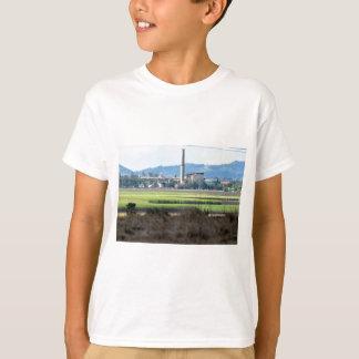 CANE SUGAR MILL QUEENSLAND AUSTRALIA T-Shirt