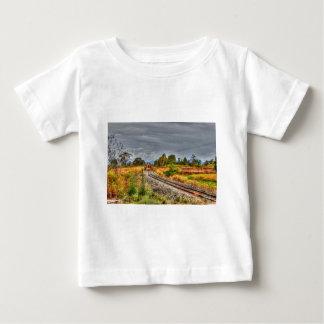 CANE SUGAR TRAIN RURAL QUEENSLAND AUSTRALIA BABY T-Shirt