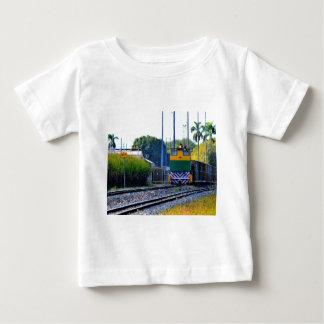 CANE TRAIN SUGAR RURAL QUEENSLAND AUSTRALIA BABY T-Shirt