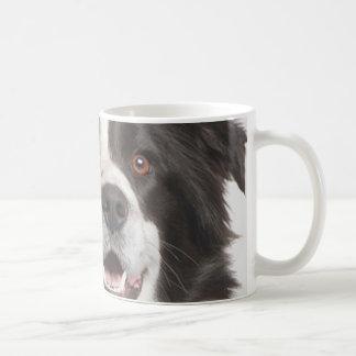 caneca cachorro classic white coffee mug