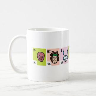 Caneca Elementos PErIODyCoS Coffee Mug