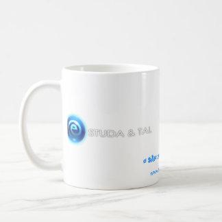 Caneca ESTUDA&TAL - branca Coffee Mug