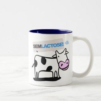 Caneca: sem Lactose Coffee Mugs