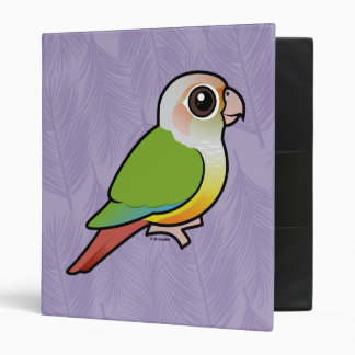 """Canela Conure Verde-cheeked de Birdorable Carpeta 1"""""""