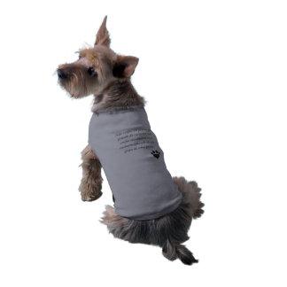 Canelada t-shirt Without Mangos - Canine