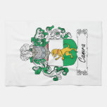 Canera Family Crest Hand Towels