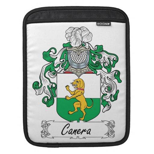 Canera Family Crest iPad Sleeve