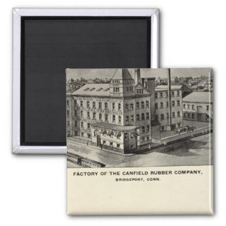 Canfield Rubber Co Magnet