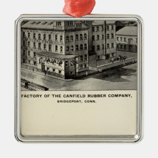Canfield Rubber Co Christmas Ornaments