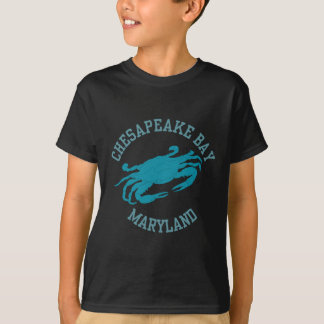 Cangrejo azul de la bahía de Chesapeake Playera