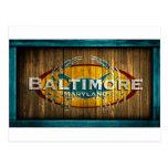 Cangrejo de Baltimore Postales