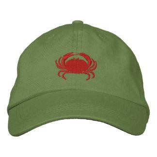 Cangrejo de Craby Gorra Bordada
